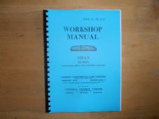 Morris Commercial MRA1.Workshop manual.